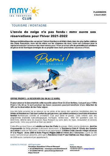 13 - APR21 MMV Offre Prems