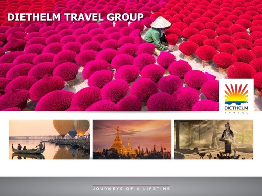 Diethelm Travel Company Presentation (English)