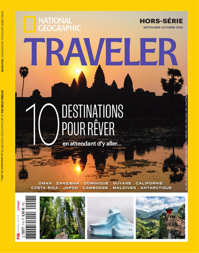 National Geographic Traveler - 10 DESTINATIONS TO DREAM while waiting to go… California