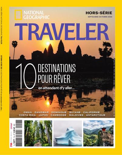 National Geographic Traveler - 10 DESTINATIONS POUR RÊVER en attendant d'y aller…Californie